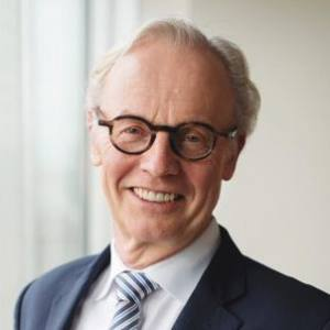 Headshot of Wal Van Lierop from Chrysalix