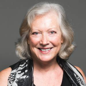 Head shot of Karen Clarke Whistler