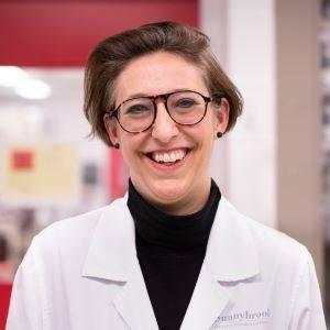 Dr Samira Mubareka Virologist