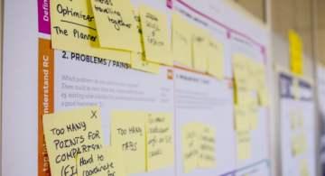 Entrepreneurship vision boarding for innovation