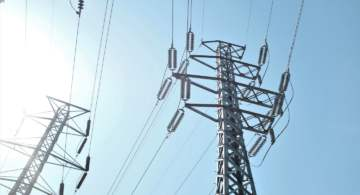 The Future of Canadian Energy. Powerlines photo.