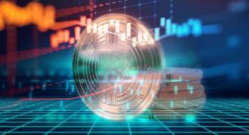 Future of Finance photo of bitcoin cryptocurrency