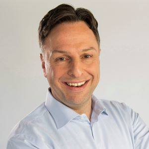 Headshot of George Rossolatos, CEO of the Canadian Business Growth Fund
