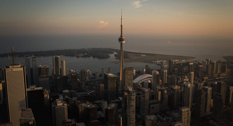 Toronto Global Aerial Shots