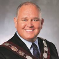 Frank Scarpitti Mayor of Markham