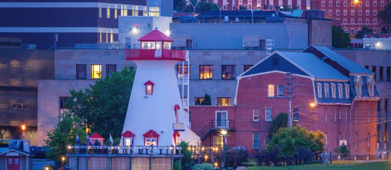 Fredericton New Brunswick