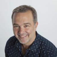 Patrick Gagné headshot
